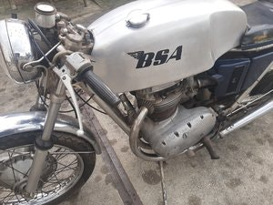 Picture of barnfind BSA cafe racer 1972 SOLD