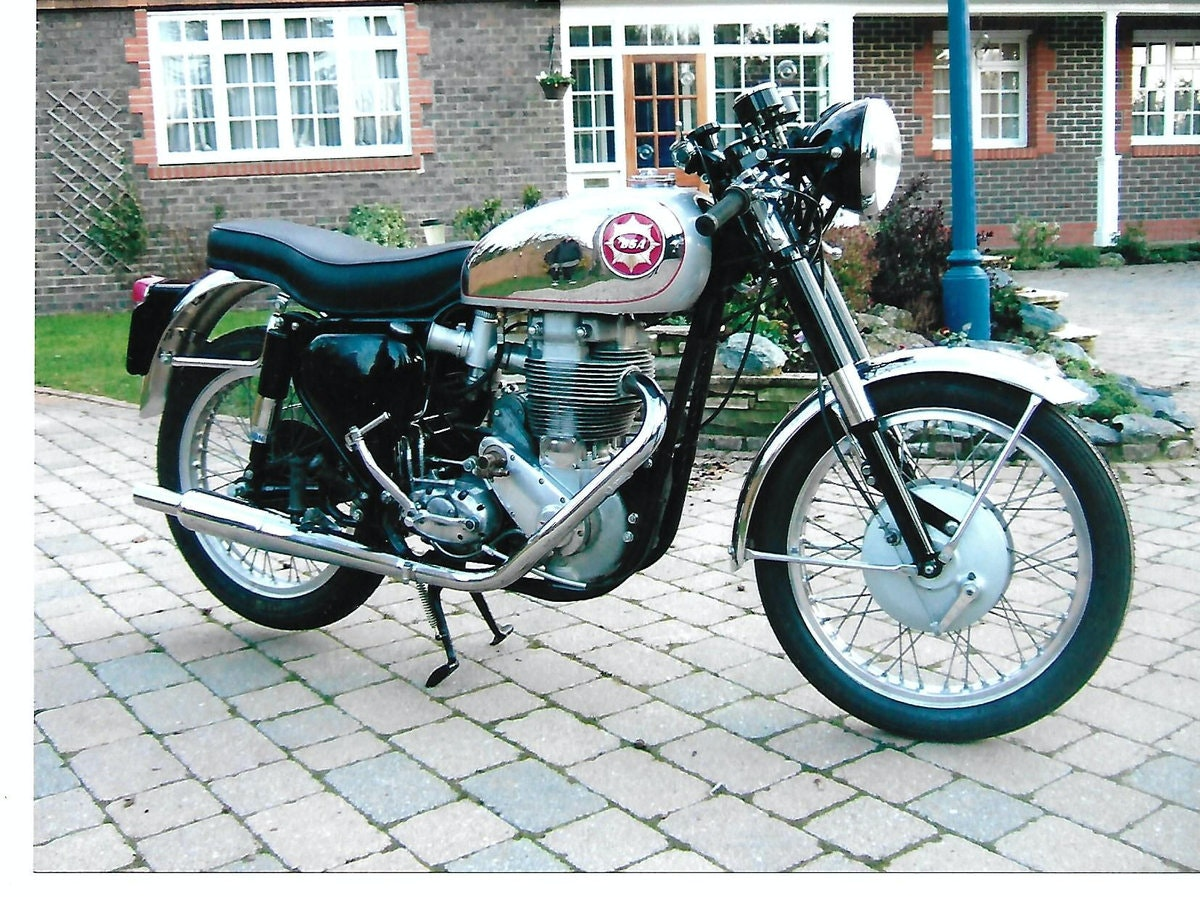 1959 BSA DBD34 Goldstar For Sale (picture 1 of 1)