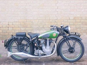 Picture of 1937 Empire Star 350cc For Sale