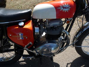 1967 BSA TT Hornet Number 68 of 70 made For Sale (picture 3 of 7)