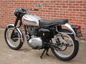 1955 BSA Gold Star 350cc Replica For Sale (picture 8 of 9)
