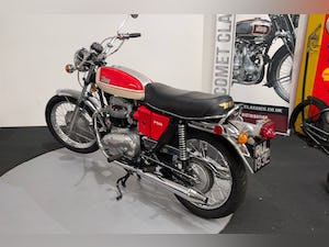 BSA Lightning A65 1973 For Sale (picture 10 of 12)