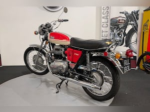 BSA Lightning A65 1973 For Sale (picture 11 of 12)