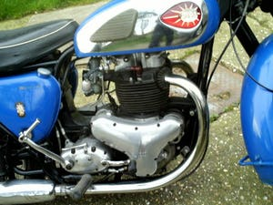 1960 BSA A10 GOLD FLASH For Sale (picture 2 of 6)