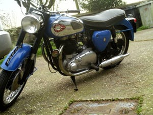 1960 BSA A10 GOLD FLASH For Sale (picture 4 of 6)