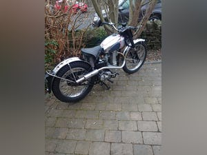 1950 Bsa gold star trials For Sale (picture 1 of 5)