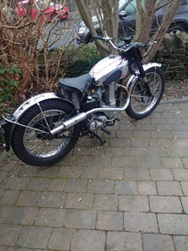 Picture of 1950 Bsa gold star trials For Sale