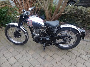 1950 Bsa gold star trials For Sale (picture 2 of 5)