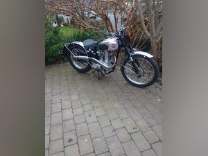 1950 Bsa gold star trials For Sale (picture 3 of 5)