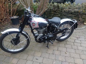 1950 Bsa gold star trials For Sale (picture 4 of 5)