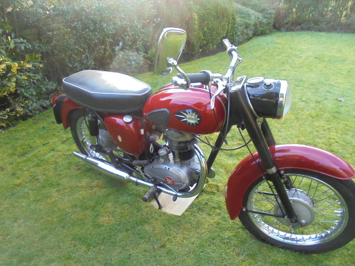 1962 bsa c15 stunning condition genuine  For Sale (picture 1 of 7)
