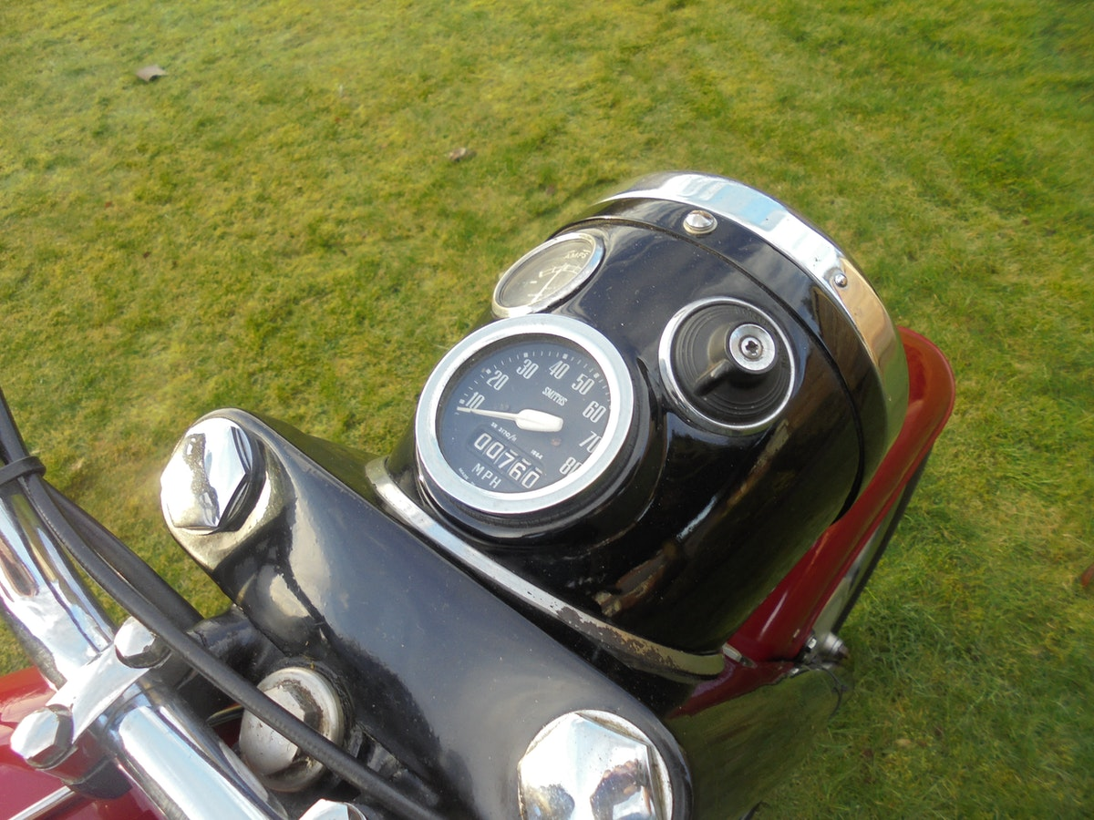 1962 bsa c15 stunning condition genuine  For Sale (picture 3 of 7)