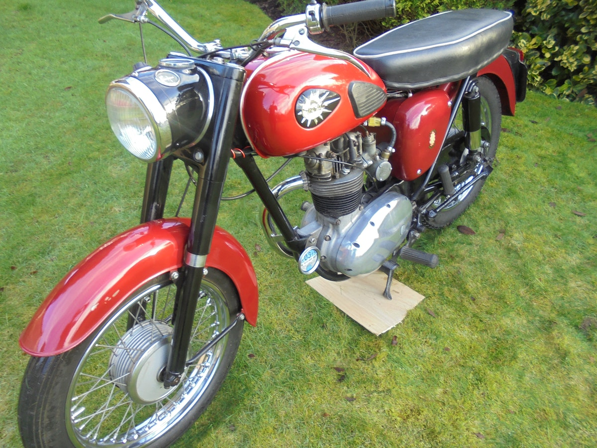 1962 bsa c15 stunning condition genuine  For Sale (picture 4 of 7)