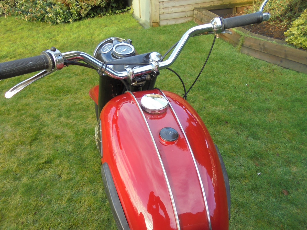 1962 bsa c15 stunning condition genuine  For Sale (picture 5 of 7)
