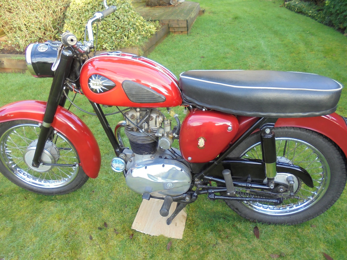 1962 bsa c15 stunning condition genuine  For Sale (picture 7 of 7)