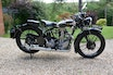 Bsa r33  pre war twin port