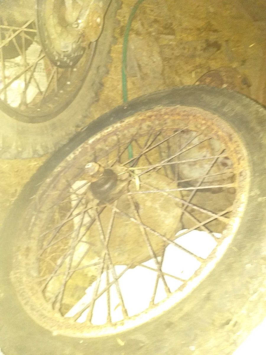 1950 BSA B31  - Barn Find For Sale (picture 7 of 7)