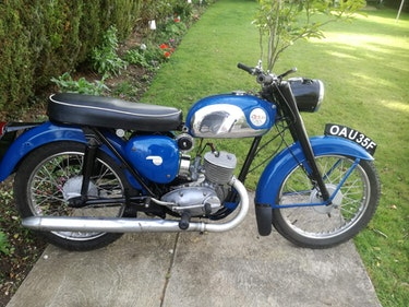 Picture of 1968 BSA D14/4 For Sale