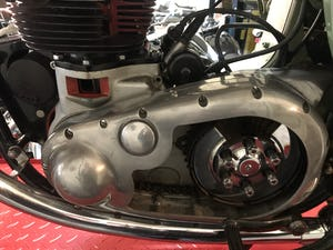 1955 Bsa A7 Earls Court sectioned machine For Sale (picture 4 of 10)