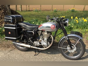 1955 BSA DB34 Goldstar For Sale (picture 3 of 9)