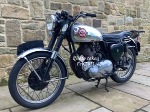 1955 BSA DB34 Goldstar For Sale (picture 2 of 9)