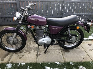 1971 BSA Gold Star 500SS For Sale (picture 2 of 9)