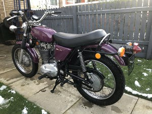 1971 BSA Gold Star 500SS For Sale (picture 5 of 9)