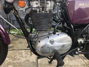 1971 BSA Gold Star 500SS For Sale (picture 8 of 9)