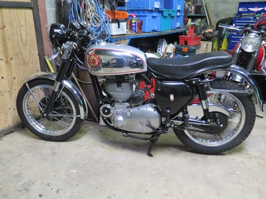 Picture of A 1953 BSA DBD 34 Gold Star - 30/06/2021 For Sale by Auction