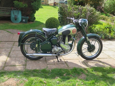 Picture of A 1955 BSA B31 - 30/06/2021 For Sale by Auction