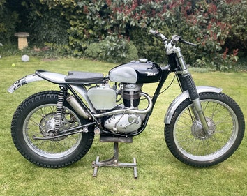 Picture of 1965 Bsa C15 Trials For Sale