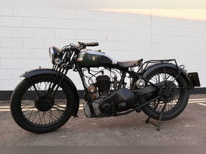1931 BSA 1932 W32-6 500cc SV 4.99 HP - Original Condition For Sale (picture 2 of 20)