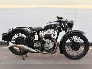1931 BSA 1932 W32-6 500cc SV 4.99 HP - Original Condition For Sale (picture 3 of 20)