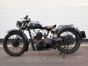 1931 BSA 1932 W32-6 500cc SV 4.99 HP - Original Condition For Sale (picture 4 of 20)