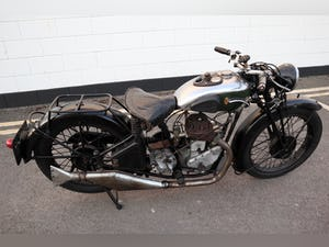 1931 BSA 1932 W32-6 500cc SV 4.99 HP - Original Condition For Sale (picture 5 of 20)