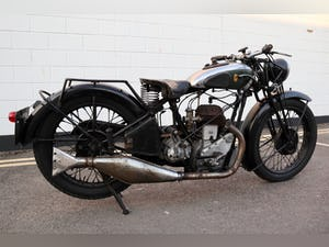 1931 BSA 1932 W32-6 500cc SV 4.99 HP - Original Condition For Sale (picture 7 of 20)