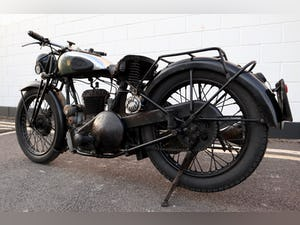 1931 BSA 1932 W32-6 500cc SV 4.99 HP - Original Condition For Sale (picture 8 of 20)
