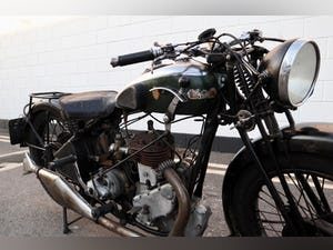 1931 BSA 1932 W32-6 500cc SV 4.99 HP - Original Condition For Sale (picture 9 of 20)