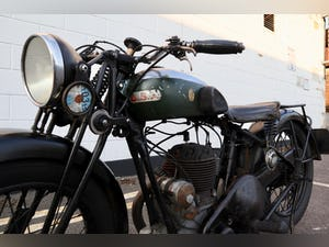 1931 BSA 1932 W32-6 500cc SV 4.99 HP - Original Condition For Sale (picture 10 of 20)