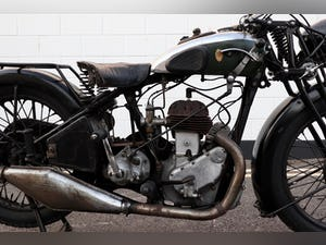1931 BSA 1932 W32-6 500cc SV 4.99 HP - Original Condition For Sale (picture 11 of 20)