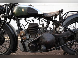 1931 BSA 1932 W32-6 500cc SV 4.99 HP - Original Condition For Sale (picture 12 of 20)