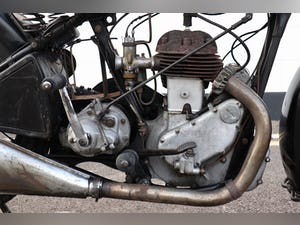 1931 BSA 1932 W32-6 500cc SV 4.99 HP - Original Condition For Sale (picture 13 of 20)