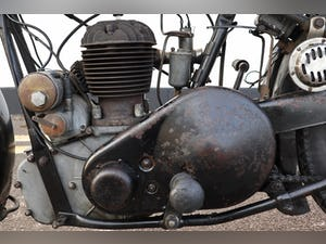 1931 BSA 1932 W32-6 500cc SV 4.99 HP - Original Condition For Sale (picture 14 of 20)