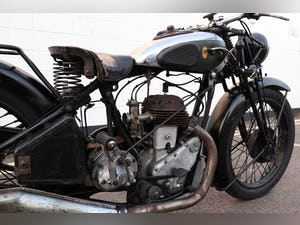1931 BSA 1932 W32-6 500cc SV 4.99 HP - Original Condition For Sale (picture 17 of 20)