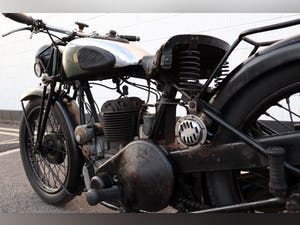 1931 BSA 1932 W32-6 500cc SV 4.99 HP - Original Condition For Sale (picture 18 of 20)