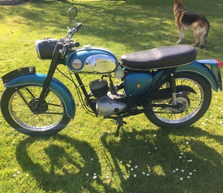 Picture of 1968 BSA D14 For Sale