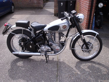 Picture of 1952 BSA zb 32 goldstar For Sale