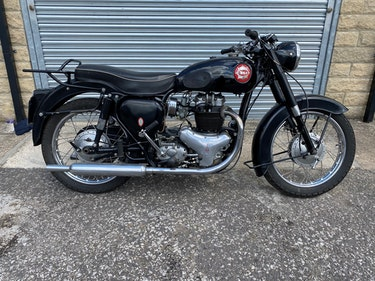 Picture of 1957 BSA A10 Flash For Sale by Auction