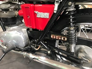 1971 BSA Thunderbolt A65 IT For Sale (picture 7 of 10)