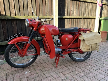 Picture of 1971 BSA Bantam B175, Genuine ex GPO 175cc For Sale